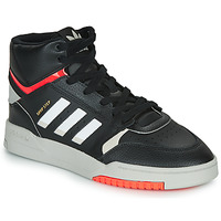 Schoenen Heren Hoge sneakers adidas Originals DROP STEP Zwart / Wit