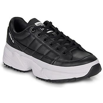 Schoenen Dames Lage sneakers adidas Originals KIELLOR W Zwart