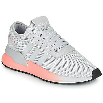 Schoenen Dames Lage sneakers adidas Originals U_PATH X W Grijs / Roze