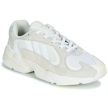 Schoenen Heren Lage sneakers adidas Originals YUNG 1 Wit