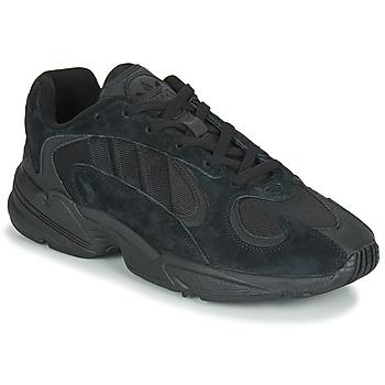 Schoenen Heren Lage sneakers adidas Originals YUNG 1 Zwart