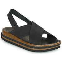 Schoenen Dames Sandalen / Open schoenen Think ZEGA Zwart