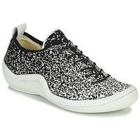 Schoenen Dames Lage sneakers Think KAPSL Zwart / Wit