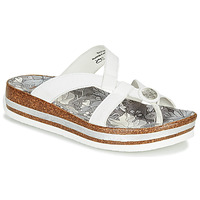 Schoenen Dames Sandalen / Open schoenen Think ZEGA Wit