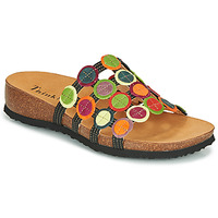 Schoenen Dames Sandalen / Open schoenen Think JULIA Geel / Rood / Groen