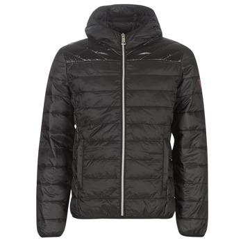 Textiel Heren Dons gevoerde jassen Guess SUPER LIGHT ECO-FRIENDLY JKT Zwart