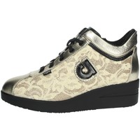 Schoenen Dames Hoge sneakers Agile By Ruco Line 226 Gold