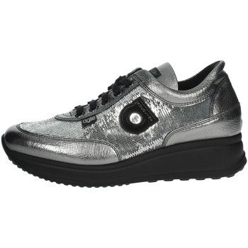 Schoenen Dames Lage sneakers Agile By Ruco Line 1304 Steel grey