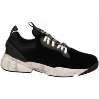 Schoenen Dames Lage sneakers Cromier CELLIANvelvet black