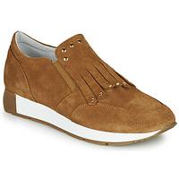 Schoenen Dames Lage sneakers Myma MOLISSA Cognac