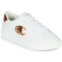 Schoenen Dames Lage sneakers Champion ERA GEM Wit / Brons