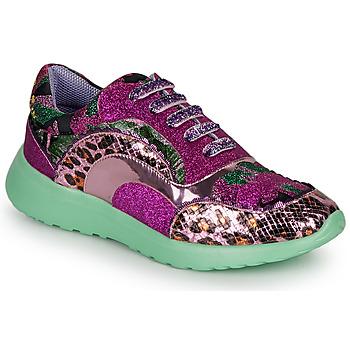 Schoenen Dames Lage sneakers Irregular Choice JIGSAW Violet