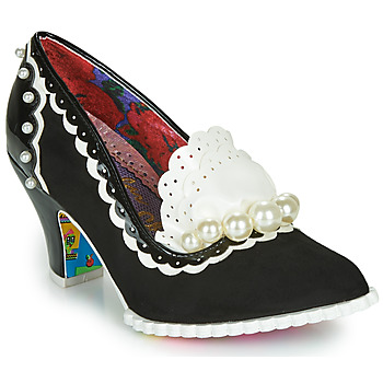 Schoenen Dames pumps Irregular Choice SEASIDE PADDLE Zwart