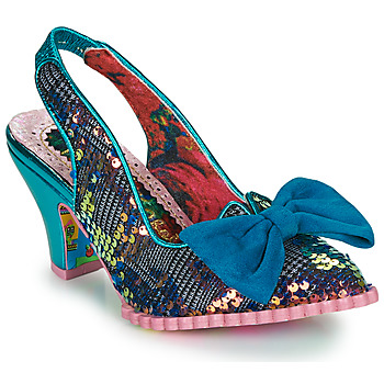 Schoenen Dames pumps Irregular Choice FIRST DANCE Blauw