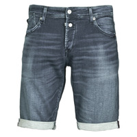 Textiel Heren Korte broeken / Bermuda's Le Temps des Cerises JOGG Blauw / Donker
