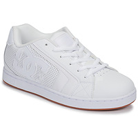 Schoenen Heren Lage sneakers DC Shoes NET Wit