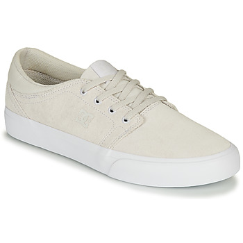 Schoenen Heren Lage sneakers DC Shoes TRASE SD Beige
