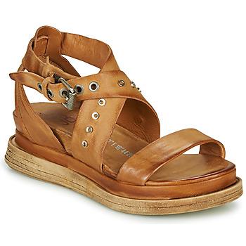 Schoenen Dames Sandalen / Open schoenen Airstep / A.S.98 LAGOS 2 Camel