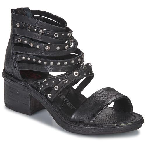 Schoenen Dames Sandalen / Open schoenen Airstep / A.S.98 KENYA Zwart