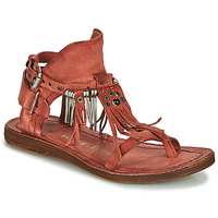 Schoenen Dames Sandalen / Open schoenen Airstep / A.S.98 RAMOS Rood