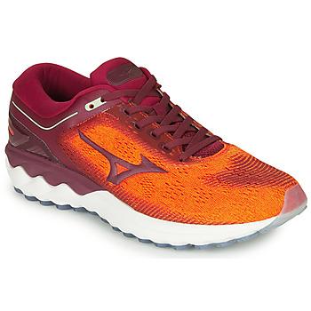 Schoenen Heren Running / trail Mizuno SKYRISE Rood / Oranje