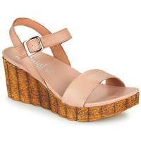 Schoenen Dames Sandalen / Open schoenen Felmini LESLIE Beige