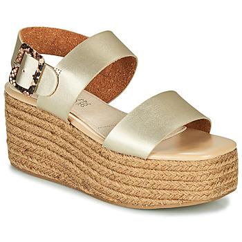 Schoenen Dames Sandalen / Open schoenen MTNG GARISSAN Goud