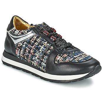 Schoenen Dames Lage sneakers Lola Espeleta SPHINKS Zwart / Multi