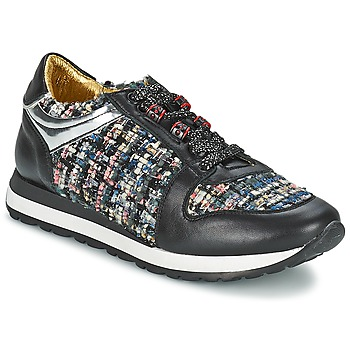 Schoenen Dames Lage sneakers Lola Espeleta SPHINKS Zwart / Multicolour