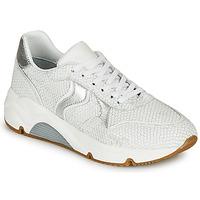 Schoenen Dames Lage sneakers Sweet Lemon ANOUK Zilver