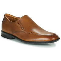 Schoenen Heren Derby Clarks BENSLEY STEP Bruin