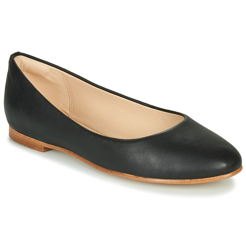 Schoenen Dames Ballerina's Clarks GRACE PIPER Zwart