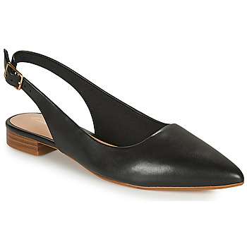 Schoenen Dames Sandalen / Open schoenen Clarks LAINA15 SLING Zwart