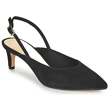 Schoenen Dames pumps Clarks LAINA55 SLING Zwart
