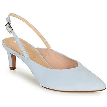 Schoenen Dames pumps Clarks LAINA55 SLING Blauw