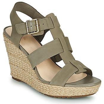 Schoenen Dames Sandalen / Open schoenen Clarks MARITSA95 GLAD Kaki