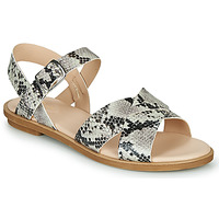 Schoenen Dames Sandalen / Open schoenen Clarks WILLOW GILD Slang