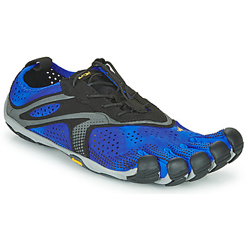 Schoenen Heren Running / trail Vibram Fivefingers V-RUN Zwart / Blauw