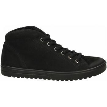 Schoenen Dames Hoge sneakers Ecco Fara Black Renoir black-nero