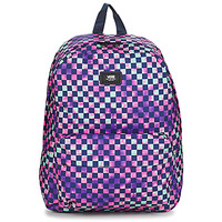 Tassen Rugzakken Vans OLD SKOOL III BACKPACK Multicolour