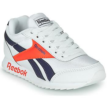 Schoenen Kinderen Lage sneakers Reebok Classic REEBOK ROYAL CLJOG Grijs / Blauw