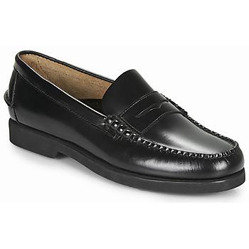 Schoenen Heren Mocassins Sebago DAN POLARIS Zwart