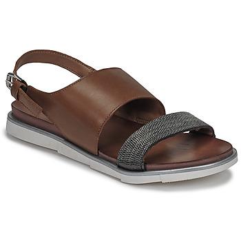 Schoenen Dames Sandalen / Open schoenen Mjus CATANA Bruin
