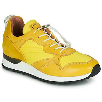 Schoenen Dames Lage sneakers Mjus CAST Geel
