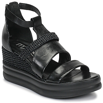 Schoenen Dames Sandalen / Open schoenen Mjus BELLANERA Zwart