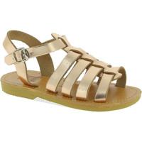 Schoenen Meisjes Sandalen / Open schoenen Attica Sandals PERSEPHONE CALF GOLD-PINK oro