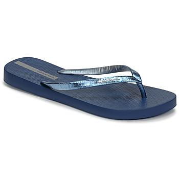 Schoenen Dames Teenslippers Ipanema GLAM II Blauw