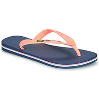 Schoenen Meisjes Teenslippers Ipanema CLAS BRASIL II Blauw / Oranje