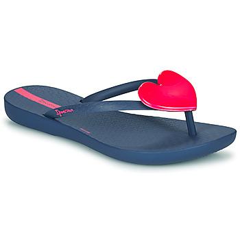Schoenen Meisjes Teenslippers Ipanema MAXI FASHION Blauw / Roze