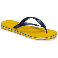 Schoenen Heren Teenslippers Ipanema CLAS BRASIL II Geel / Blauw